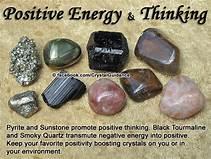 positive crystals