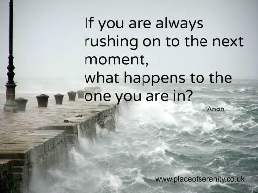 rushing-on